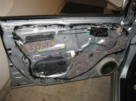 How To Remove Car Interior Panels by Interior Door Panel Removal Toyota Corolla