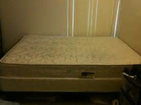 Mattresses And Box Springs For Sale by Size Mattress For Sale Box Included Used