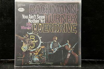 bachman turner overdrive you ain t seen nothing yet bachman turner overdrive you ain t seen nothin yet