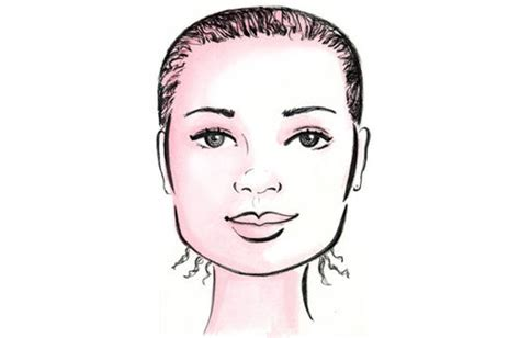 rectangle face shape hairstyles square face your face is about as wide as it is long