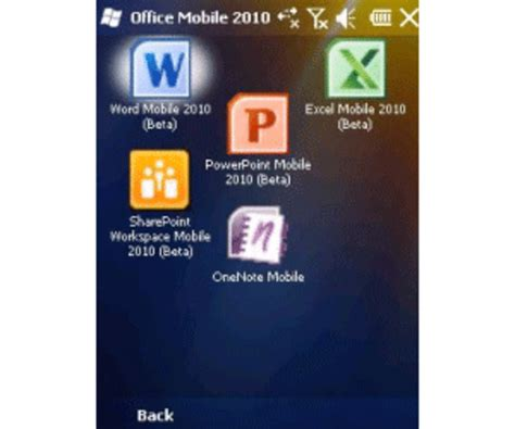 office for mobile microsoft office mobile para pocket pc descargar
