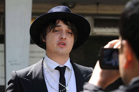Pete Doherty Offered Reality Show by Pete Doherty Shows His Daily