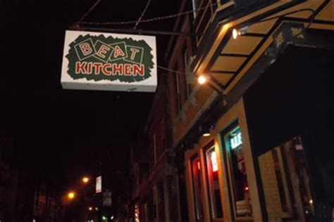 Beat Kitchen Chicago by Beat Kitchen Chicago Il Earth