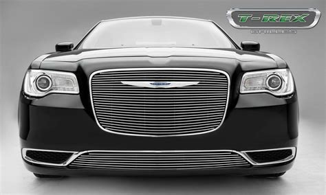 chrysler grill chrysler 300 billet series main grille overlay with
