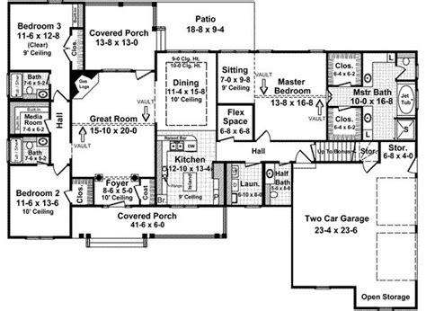 house plans 2200 sq ft 2200 square feet 3 bedrooms 3 189 batrooms 2 parking space on 1 levels house plan