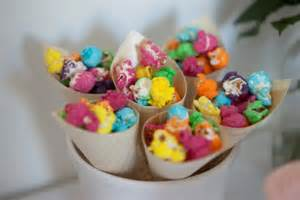 colorful popcorn colorful popcorn colorful things