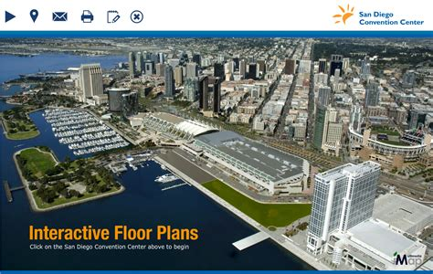 san diego convention center floor plan san diego convention center goes live with imap
