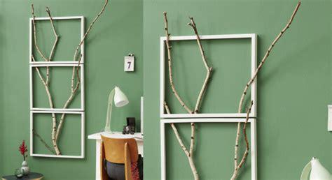 cuisiner le c駘eri en branche d 233 co murale en bois un cadre tendance prima