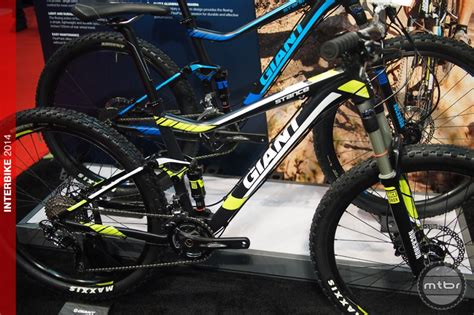 Interbike: Giant Stance 27.5 offers full suspension