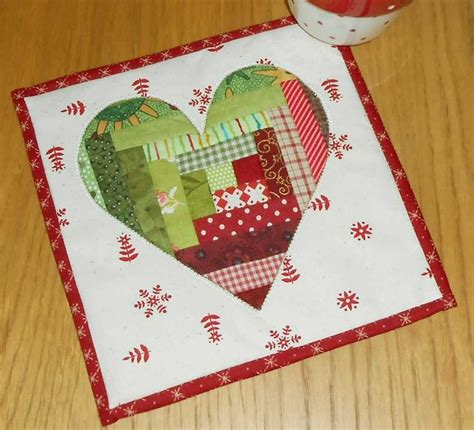 Mug Bags Patchwork Pattern - 877 best images about quilted mug rugs on