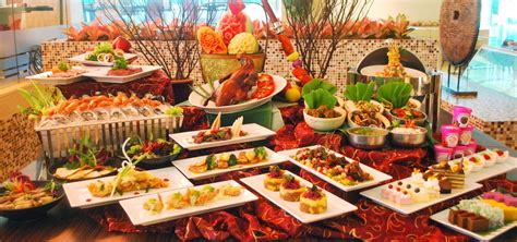 buffet dinner for new year a gastronomic new year at impiana klcc hotel