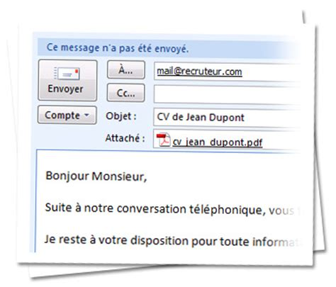 Envoyer Lettre De Motivation Par Mail Signature Resume Format Lettre Envoyer Un Cv