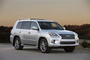 Lexus 570 S 2013 Lexus Lx 570 Luxury Suv An Overview Machinespider