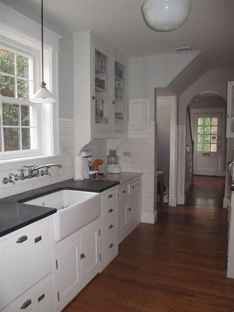 1930s kitchen floors 1930s colonial revival kitchen nr hiller design inc