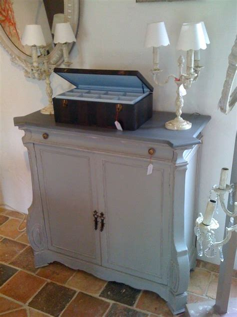 Commode Argent by Commode Argent Patines Cie