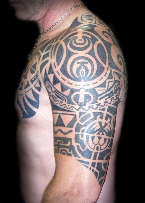8 stunning the rock tribal tattoo only tribal