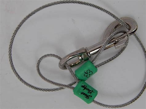 chew proof leash chew proof leash extension retractable leash saver just lucky free ship ebay