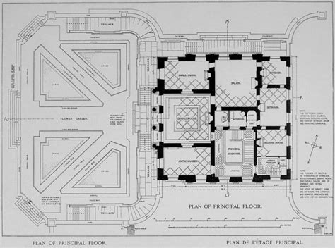 versailles floor plan 25 best ideas about petit trianon versailles on pinterest
