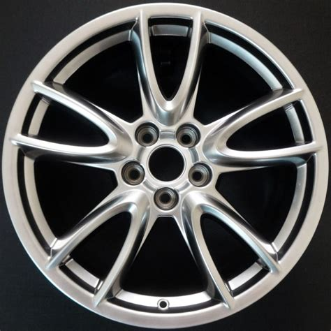 ford mustang wheels oem ford mustang 3862h oem wheel br3z1007e br331007ba