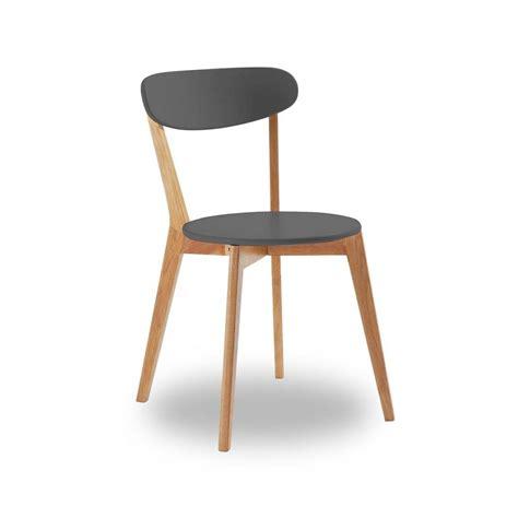 chaise bois scandinave chaises design scandinave vitak par drawer