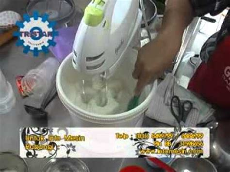 membuat ice cream blender cara membuat bakpao dengan mixer iyashi youtube