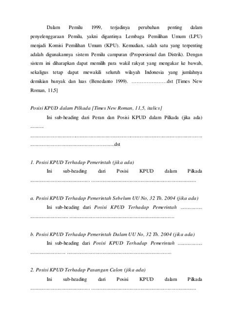 format pkm artikel ilmiah format artikel karya ilmiah ut