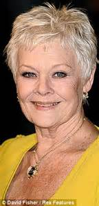 free printable hairstyles for thin hair printable pictures of judi dench hair cuts short