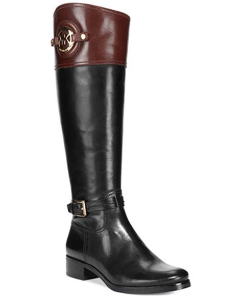 michael michael kors stockard boots shoes macy s