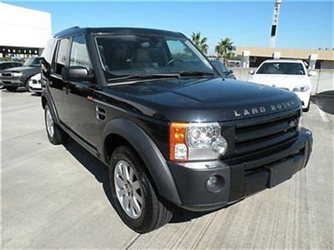 sell used 2005 land rover lr4 se v8 clean carfax 3rd row
