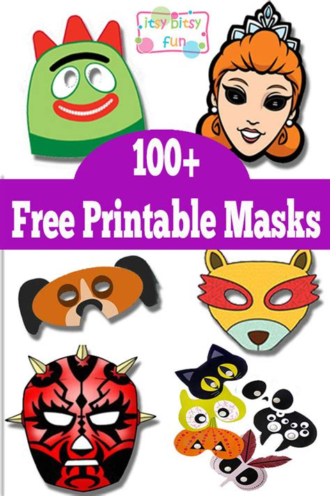printable halloween masks adults 16 halloween paper crafts decorations activities the