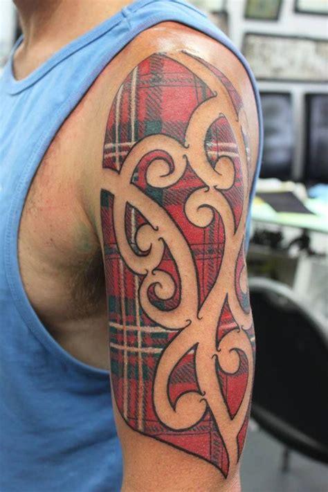 new zealand tattoo designs tartan maori by jody ward jodystattooshop new