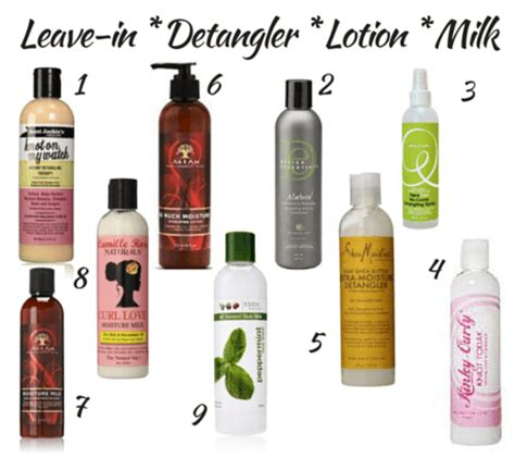 Kitchen Products To Condition Hair Hair Products Explained