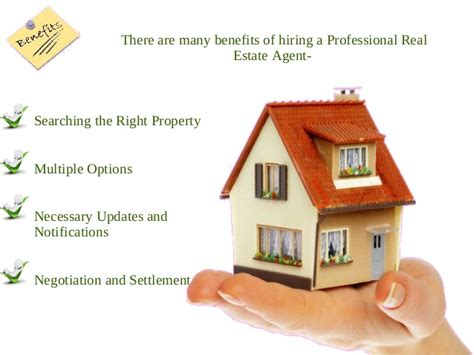 benefits of hiring a professional real estate