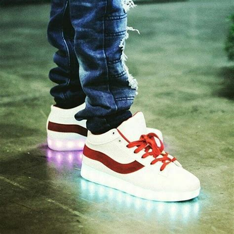 light up sneakers soulja boy shoes and boys