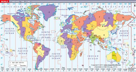 printable world map time zones world map with time zones world pinterest time zones