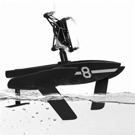 droni volanti parrot hydrofoil i nuovi droni volanti e acquatici