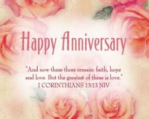 Wedding Anniversary Bible Messages by Pastor Happy Anniversary Quotes Quotesgram