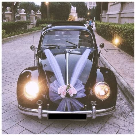Car Decor by 25 Best Ideas About Wedding Car Decorations On