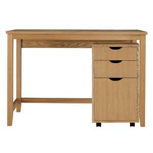 wooden desk oak file cabinet with 3 drawer and wheels wooden