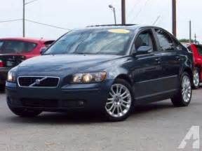2006 Volvo For Sale 2006 Volvo S40 T5 For Sale In Raleigh Carolina
