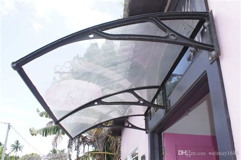Polycarbonate Awning Design by 2017 Ds100200 A 100x200cm New Design Window Awning Popular