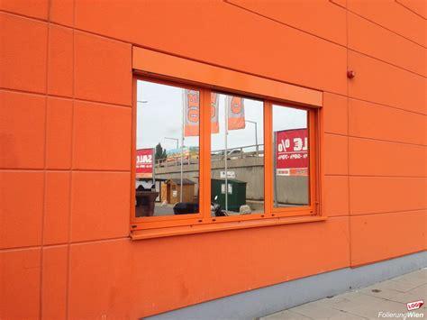Sichtschutzfolie Fenster Wien by Schaufenster Fenster Beklebung Folieren
