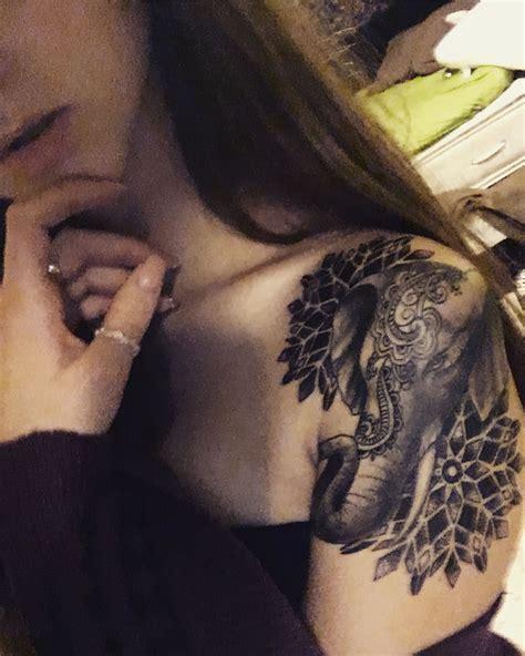 mandala tattoo artist mandala and elephant tattoos