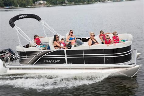 starcraft bowrider new and used boats for sale - Starcraft Pontoon Boat Trader