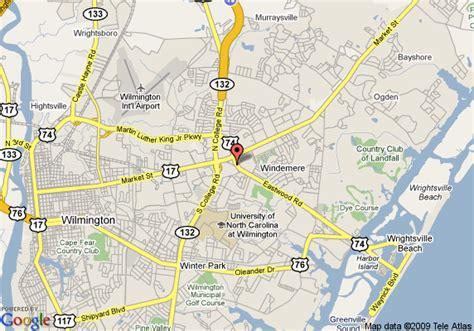 wilmington nc map wilmington real estate market