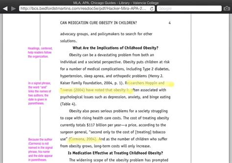 apa format exle website apa in text citations