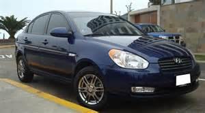 2009 Hyundai Accent Gl Hyundai Accent Gl 1 4 2009 Impecable