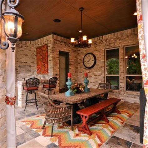 southwest decor patio and decor on