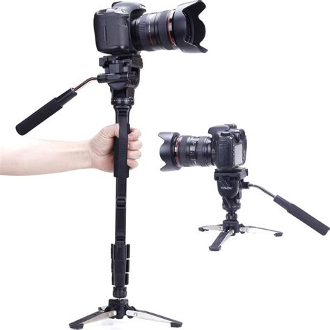Monopod Kamera Digital yunteng c288 monopod with for dslr slr dv
