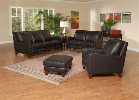 7092 burbank sofa loveseat by leather italia w options